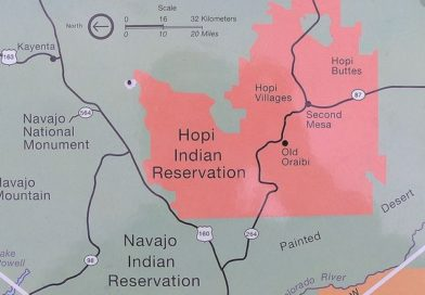 visitar reserva hopi