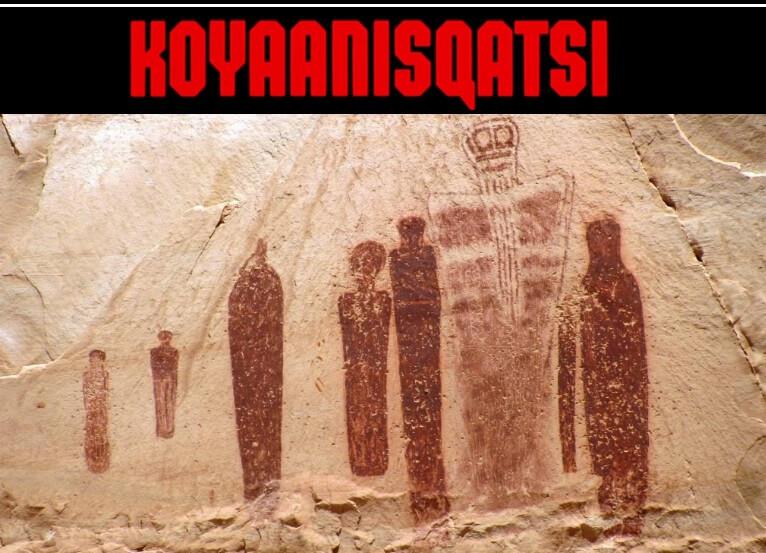 Koyaanisqatsi Película