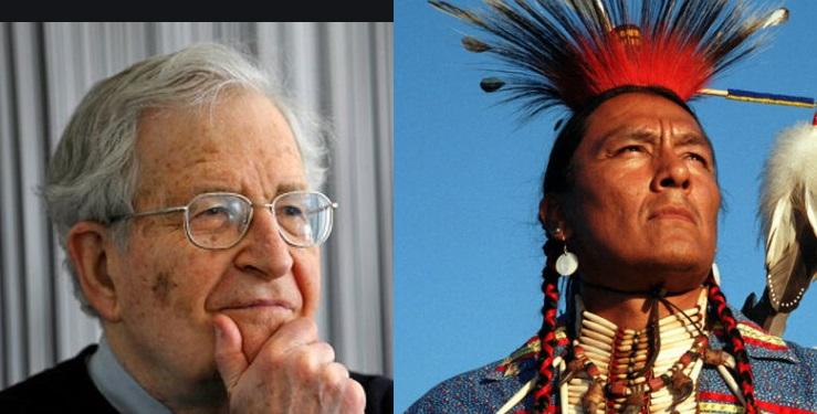 Chomsky Vs. Whorf