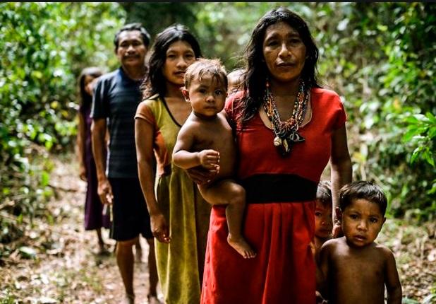 indios piraha